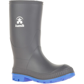 Kamik Stomp Rubber Boots Kids charcoal blue